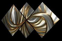 metal wall art Abstract Metal Wall Art, Modern Wall Art, Abstract Art, Metal Wall Sculpture, Wall Sculptures, Modern Sculpture, Sheet Metal Art, Custom Metal Signs, Spirited Art