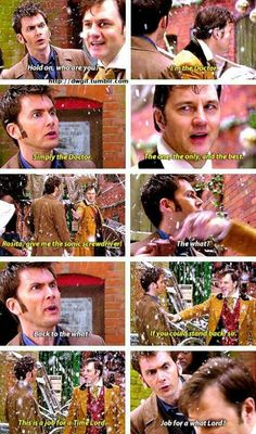 The sass is this episode.