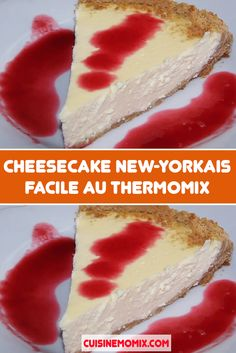 Thermomix Cheesecake, Thermomix Desserts, Cheesecake Recipes, Robot A Patisserie, Mousse, Cooking, Proposal, Food, Couture