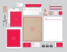 Personal branding by graphic designer Sylvia Prats