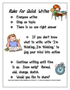 essay topic rules