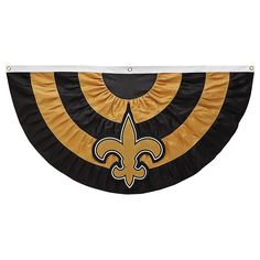 Officially Licensed NFL Team Celebration Bunting - New Orleans Saints