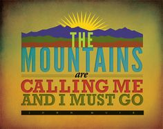The mountains are calling me....and the family to go CaMpInG again ;)