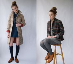 love the coat/jacket but not completely taken with the shoes.