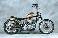 HIDE MOTORCYCLE