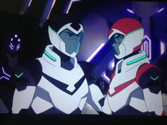 "Shiro to Keith-""Keith, this is crazy!"" from Voltron Legendary Defender"