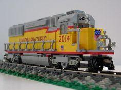 126 besten lego trains railway locomotives bilder auf pinterest