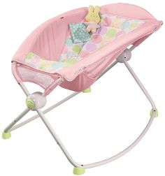 Fisher-Price Newborn Rock and Play Sleeper Pink Fisher-Price Newborn Rock and Play Sleeper Pink Baby Girl Bassinet, Baby Bouncer, Rock And Play, Rock N Play Sleeper, Newborn Twins, Baby Swings, Baby Must Haves, Babies R Us, Toy Store