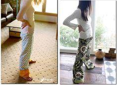 DIY Clothes DIY Modern Pajama Pants DIY Sleepwear