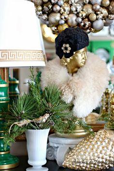 DImples and Tangles Christmas Home Tour Silver Christmas, 12 Days Of Christmas, Christmas Home, Xmas, Christmas Ideas, Merry Christmas, Christmas Kitchen, Holiday Fashion, Christmas Inspiration