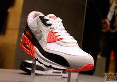 Nike Air Max 90 - Infrared - 2010 Release | KicksOnFire. Need