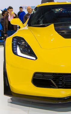 2015 Philadelphia Auto Show - Corvette Z06