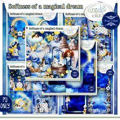 Softness of a magical dream bundle