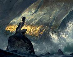 ArtStation - Sea Silk, Even Amundsen