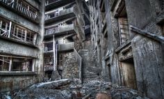 Bored with pristine theme parks or gaudy haunted houses? Check out Japan's Hashima Island for first-rate grime, spooks, and decay.