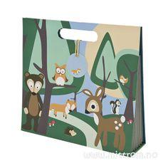 Arkivmappe - Skogens dyr