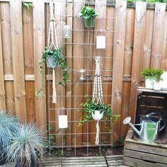 Van betongaas maak je eenvoudig dit stoere tuinrek. Of je nu een balkon, dakterras of tuin hebt: er is altijd wel een plekje voor wat groen te…