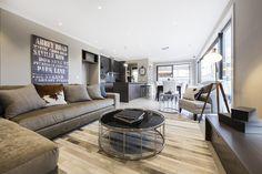 Madison - Simonds Homes Simonds Homes, Condominium Interior, Colour Schemes, Relax, Couch, Interior Design, Furniture, Home Decor, Nest Design