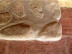 piedra de la zona y tejuelas del siglo XVIII (2)
