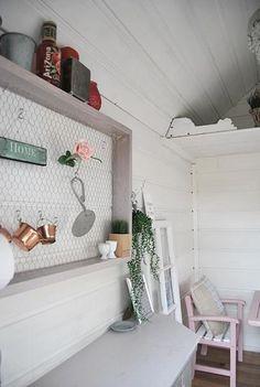 cubby interior ideas...