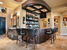 Bar In Living Room   Google Search