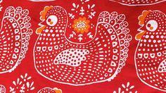 Lace Chicken by Leena Renko
