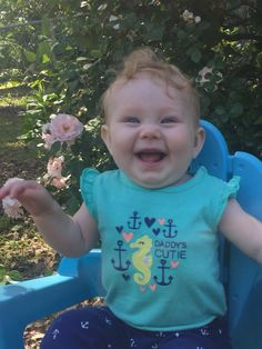 You too funny! Princess Addison Aurora Stewart