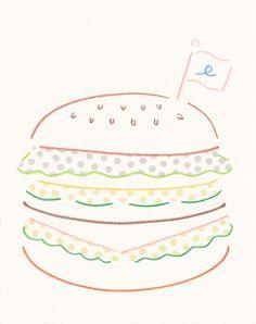 burger 2013年5月  SAAYA
