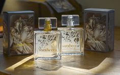 Scentsational! Sarabecca Natural Perfume | Aromatics | Organic Spa Magazine