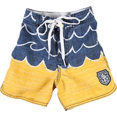 Swim Trunks - can't wait to play with my baby boy at the beach!
