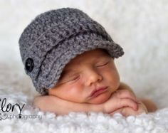 Baby Boy Hat| Baby Boy Coming Home Outfit| Baby Boy| Baby Boy Clothes| Newborn Boy| Baby| Crochet Hats| Newborn Hats| Infant Hat| Crochet