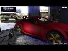 PS4 Grand Theft Auto V تغير شكل المرسدس سبورت