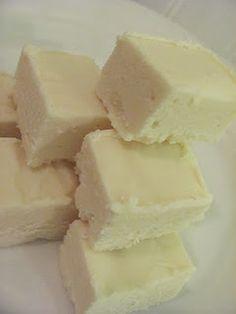 {Never Fail} Buttercream Fudge