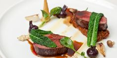 Simon Haigh shares his venison recipe, complete with celeriac cream and a venison bolognese. Serve this delicious dish up as an…
