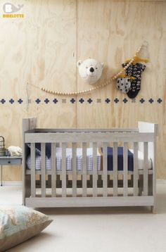 Baby's nursery with charm