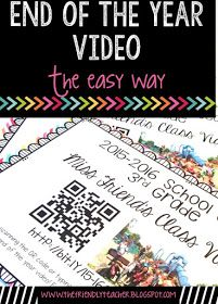Steps to create End of Year video - saving online and send QR code & shortcut by email 5th Grade Graduation, Kindergarten Graduation, Graduation Songs, Graduation Parties, Kindergarten Classroom, Graduation Ideas, End Of Year Activities, Spelling Activities, First Day School