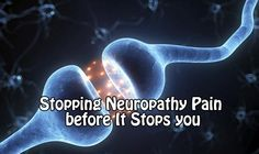 Stopping Neuropathy Pain Before It Stops You