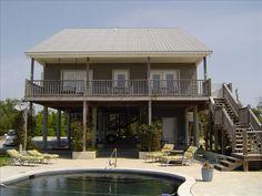 House vacation rental in Ocean Springs from VRBO.com! #vacation #rental #travel #vrbo