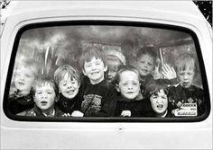 All aboard Elliott ERWITT -repinned by California portrait studio http://LinneaLenkus.com  #bestphotography