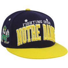 59ec0ac0ccd NCAA Notre Dame Fighting Irish Super Star Snapback Cap