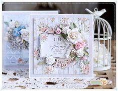 Scrap Art by Lady E: cards