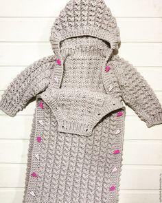 Newborn Baby Sleeping Bag Winter Warm Wool Knitted Hoodie Swaddle Wrap C…, - Knitting Baby Knitting Patterns, Baby Patterns, Crochet Pattern, Baby Sleeping Bag Pattern, Diy Crafts Knitting, Crochet Cocoon, Baby Cocoon, Baby Bunting, Knitted Baby Clothes