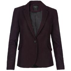 Sagan Jacket ($295) ❤ liked on Polyvore
