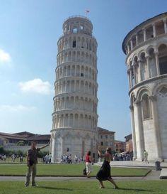 Fotografía: Juan Fco Rdez Tapia-Europa a su Alcance- Pisa