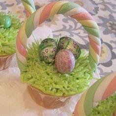 Mini Egg Cupcakes Allrecipes.com