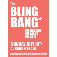 Now that @thecraftoff is over it's all about getting some of my own work ready for Bling Blang at @roughtradenottmthis Sunday!  It's going to be my new works first proper outing and I can't wait to get stuck in to my own work again!  #blingblang #roughtrade #jewellery #nottingham
