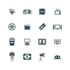 curvy icon set - Google Search