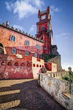 Pena Palace, Sintra, Portugal | Flickr - Photo Sharing!