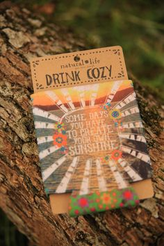 CREATE OWN SUNSHINE CAN COOLER - Junk GYpSy co.