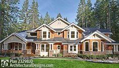 Craftsman wonder, #houseplan 23298JD